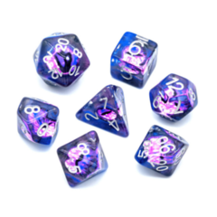Dark Mage Eye RPG Dice Set