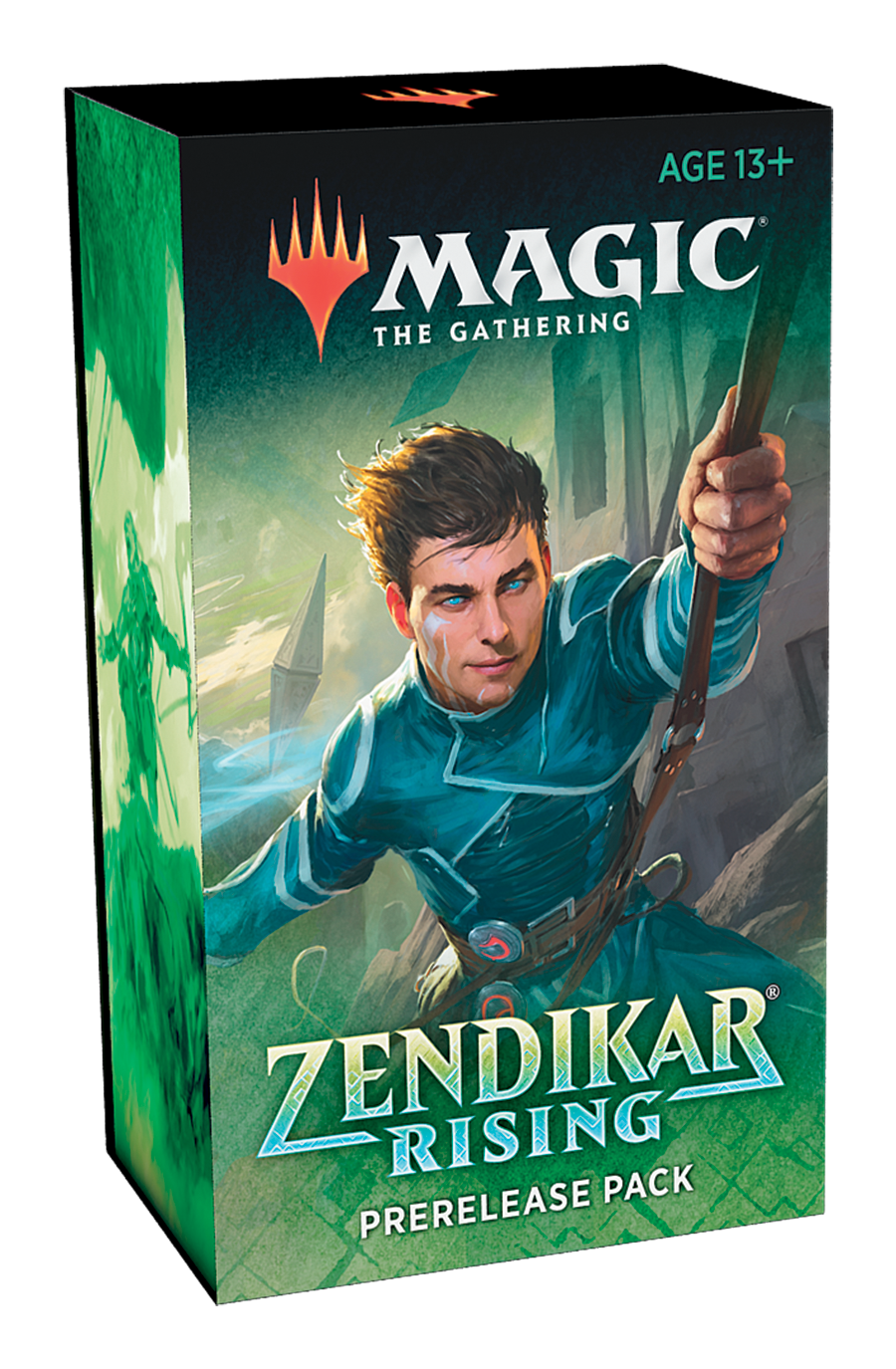 Zendikar Rising Prerelease Pack - Single Player Kit (Includes Set Booster)