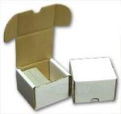 200 Count Cardboard Storage Box