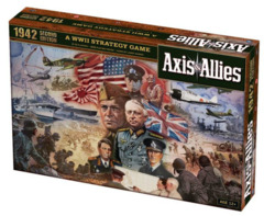 Axis & Allies 1942 Board Game Special Edition