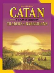 Catan: Traders & Barbarians: 5-6 Player Extension