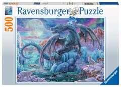 Puzzle: Mystical Dragons (500 pc)