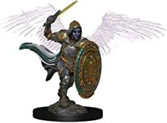 DUNGEONS AND DRAGONS: ICONS OF THE REALM PREMIUM FIGURE - MALE AASIMAR PALADIN
