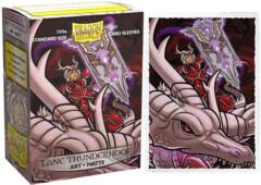 Dragon Shield Sleeves: Matte Art Lane Thunderhoof Portrait