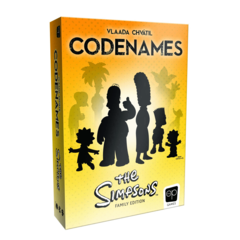 Codenames The Simpsons