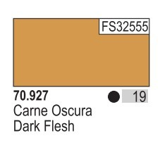 17ml Bottle Dark Flesh Model Color (6Bx)