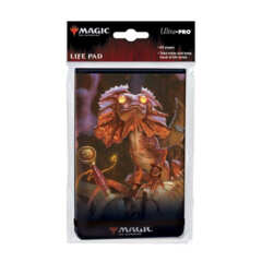 ULTRA PRO: MAGIC THE GATHERING LIFE PAD: COMMANDER LEGENDS V2