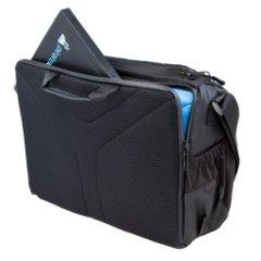 Black Card Carrying Messenger Bag - Messenger Bag Messenger Bag