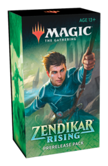 Zendikar Rising Prerelease Pack - Single Player Kit (No Set Booster)