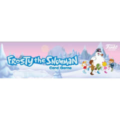 FROSTY THE SNOWMAN CARD GAME