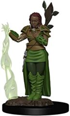 DUNGEONS AND DRAGONS: ICONS OF THE REALM PREMIUM FIGURE - FEMALE HUMAN DRUID