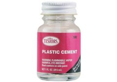 1oz. Bottle Plastic Cement