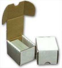100 Count Cardboard Storage Box