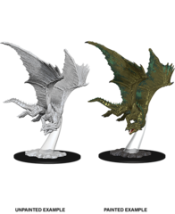 D&D Nolzur's Marvelous Miniatures: Young Bronze Dragon