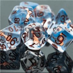 Bard's Lute Class RPG Dice Set