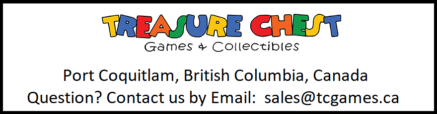 Treasure Chest Games & Collectibles