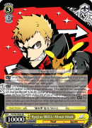 P5/S45-002 RR Ryuji as SKULL: All-out Attack