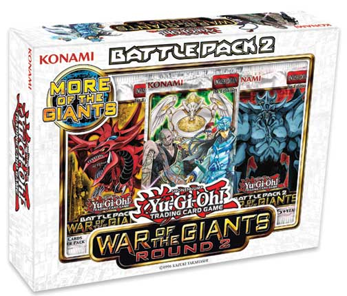 War of the Giants Round 2 Battle Pack
