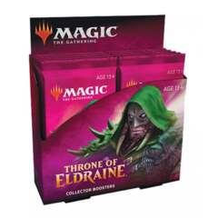 Throne of Eldraine Collector Booster Box (12 packs) (ENGLISH)