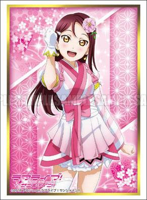 Bushiroad Sleeve Collection High-grade Vol. 1307 Love Live! Sunshine!! Sakurauchi Riko Part. 4