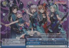BD/EN-W03-126S SR Blue Roses in Harmoney