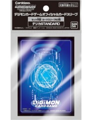 Digimon TCG Sleeves - Card Back