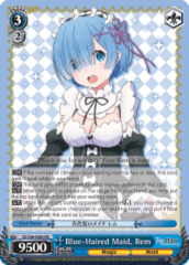 RZ/S46-E060 RR  Blue-Haired Maid, Rem