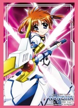 Bushiroad Sleeve Collection High-grade Vol. 0796 Magical Girl Lyrical Nanoha -The Movie 1st- Takamachi Nanoha