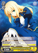 FZ/S17-E006 R Beautiful King of Knights, Saber