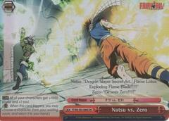 FT/EN-S02-066S SR Natsu vs. Zero