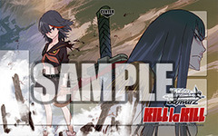 Weiss Schwarz Kill la Kill Playmat (Case Exclusive)