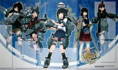Weiss Schwarz Kantai Collection Playmat (Case Exclusive)
