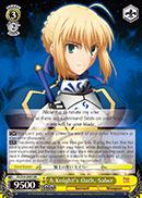 FS/S34-E003 RR A Knight's Oath, Saber