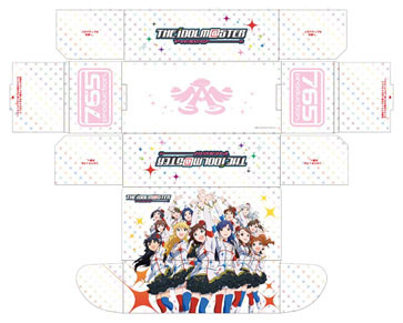 Bushiroad Storage Box Collection Vol. 134 The Idolmaster Part. 2