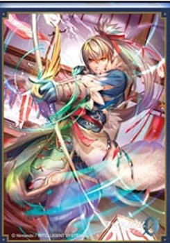 Fire Emblem Cipher Sleeve Collection No. FE13 Takumi