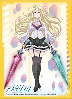 Chara Sleeve Collection No. MT202 Mat Series The Asterisk War Claudia Enfield