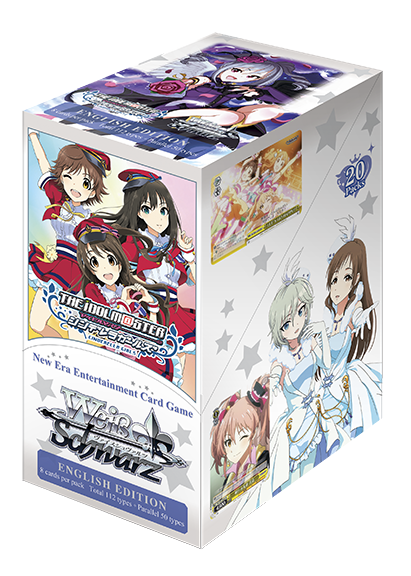 Cinderella Girls Booster Box (English Edition)