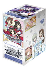 Cinderella Girls Booster Box Ver. E Booster Box