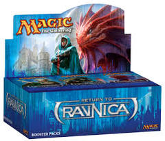 Return to Ravnica Booster Box - English