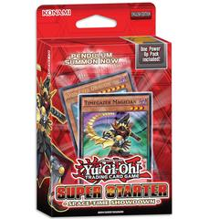 Space Time Showdown Super Starter Deck