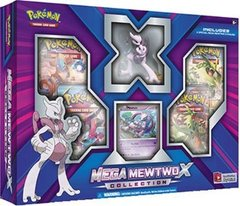 Mega Mewtwo X Collection