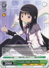 MM/W17-E103 TD A Lonely Fight, Homura