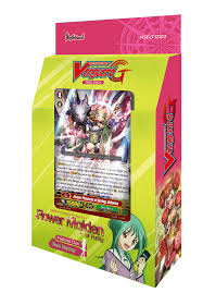 VGE-G-TD03 Flower Maiden of Purity Trial Deck