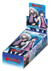 G Comic Booster 1: Vanguard & Deletor Booster Box