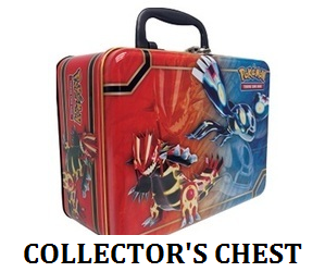 Collector chest label 2