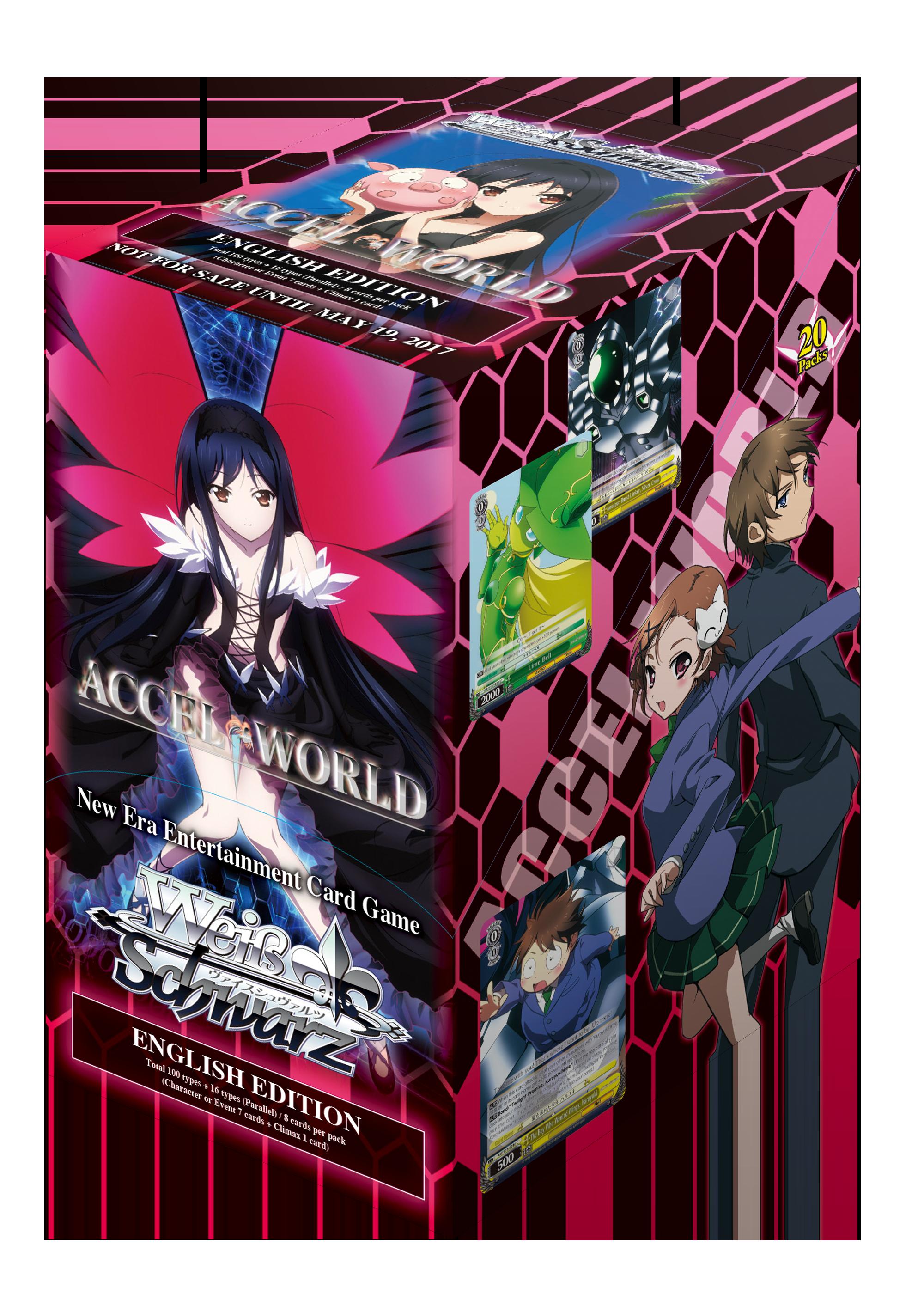 Accel World Booster Box (English Edition)