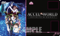 Weiss Schwarz Accel World Infinite Burst Playmat (Case Exclusive)