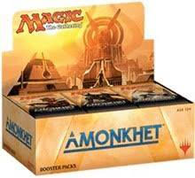 Amonkhet Booster Box (36 packs) - ENGLISH