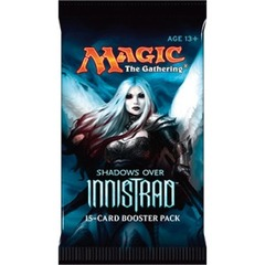 Shadows Over Innistrad Booster Pack (15 cards) - ENGLISH