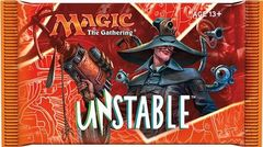 Unstable Booster Pack (15 cards) - ENGLISH